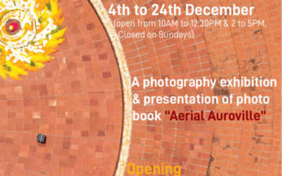 Auroville from Above